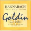 Juego cuerdas HANNABACH 725 MHT Goldin