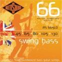 Juego cuerdas ROTOSOUND RS-665 45-130 5 cuerdas