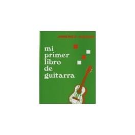 JIMENEZ ROMAN-Mi primer libro de guitarra REAL MUSICAL