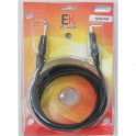Cable EK D-005 Jack-USB 3 metros
