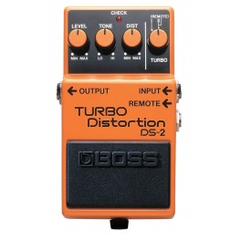 Pedal BOSS DS-2 Turbo Distorsión