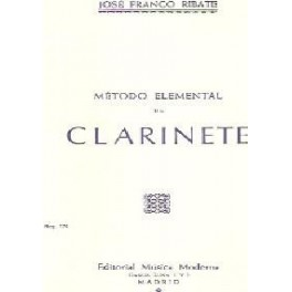 FRANCO-Método de clarinete UME